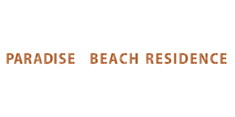 Artwork product: Paradise Beach Residence
