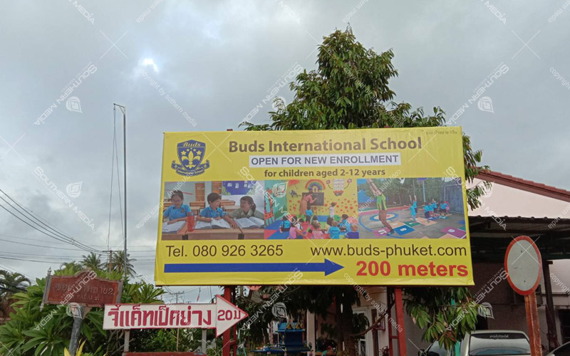 Real-photo product: Buds International School