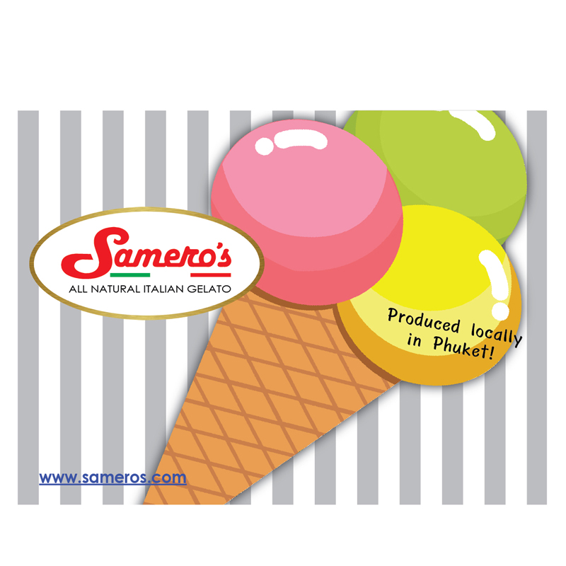 Artwork product: Samero's
