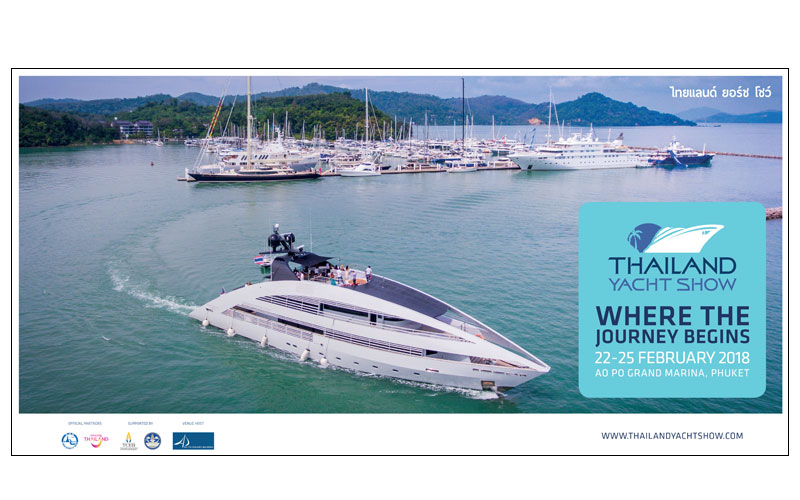 Artwork product: Thailand Yacht Show