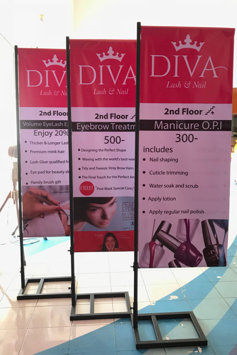 Real-photo product: DIVA