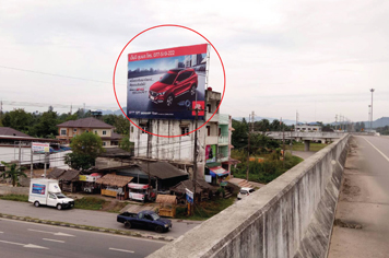 Billboard for rent in zone Muang-Chumphon