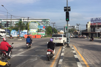 Billboard for rent in zone Muang-phuket
